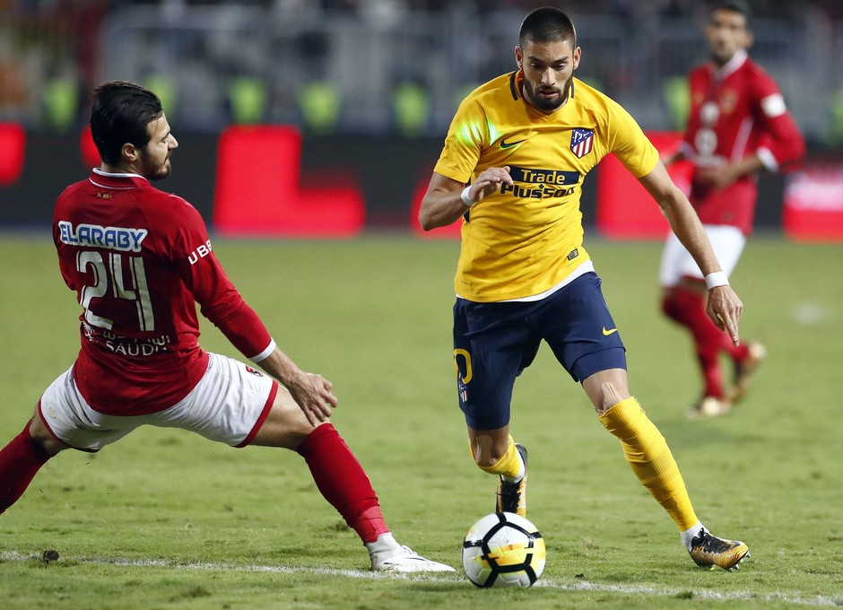 Temp. 17-18 | Al Ahly - Atlético de Madrid | Carrasco