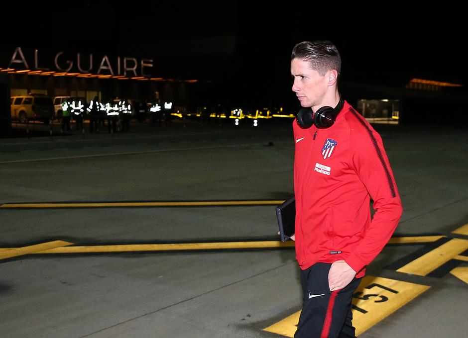Llegada a Lérida | Fernando Torres