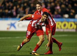 Temp. 17-18 | Copa del Rey | Lleida - Atlético de Madrid | Costa