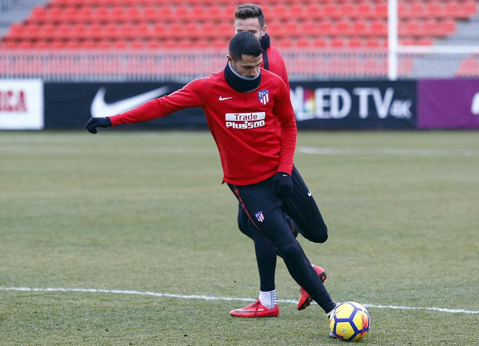 Entrenamiento 05/01/2018 | Vitolo