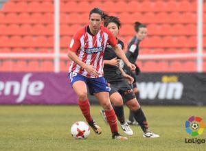 Temp. 17-18 | Atlético de Madrid Femenino - Zaragoza | Meseguer