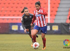 Temp. 17-18 | Atlético de Madrid Femenino - Zaragoza | Kenti