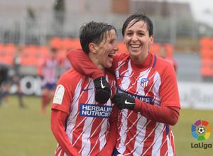 Temp. 17-18 | Atlético de Madrid Femenino - Zaragoza | Celebración