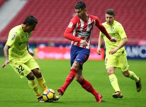 Temp. 17-18 | LaLiga| Atlético de Madrid-Getafe | Lucas