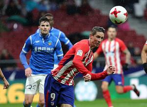 Temp. 17-18 | Atlético de Madrid - Lleida | Fernando Torres