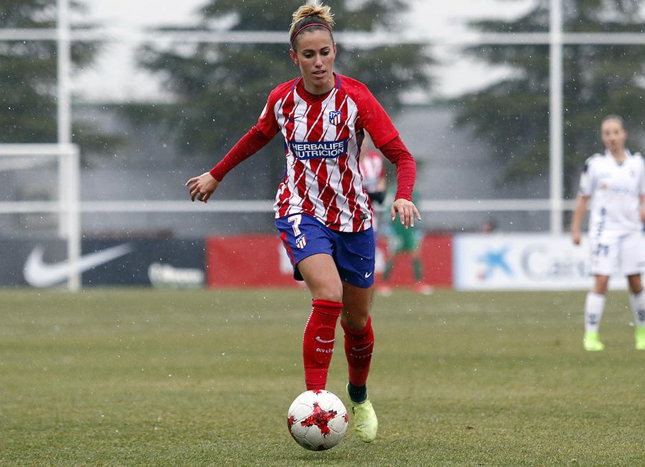 Temp. 17-18 | Atlético de Madrid Femenino - Fundación Albacete | Sosa