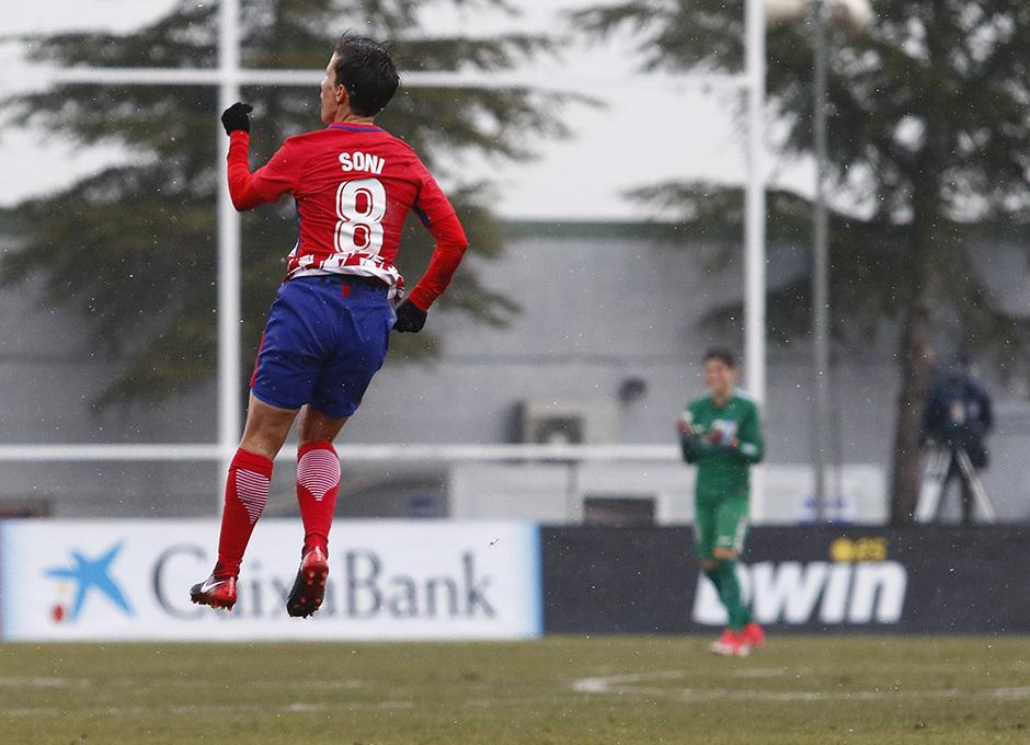 Temp. 17-18 | Atlético de Madrid Femenino - Fundación Albacete | Sonia