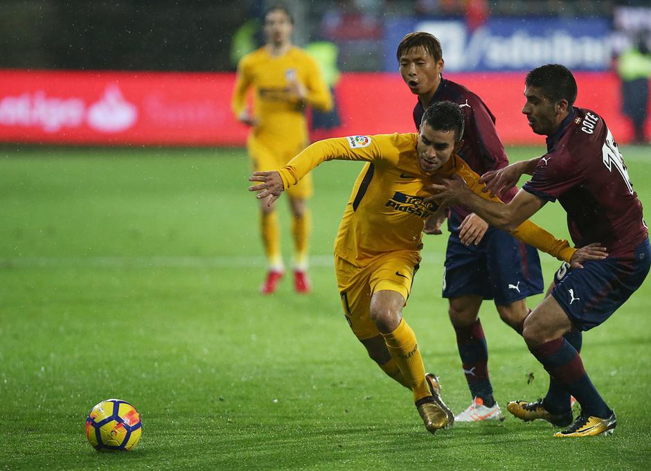 Temp. 17-18 | Eibar - Atlético de Madrid | Correa