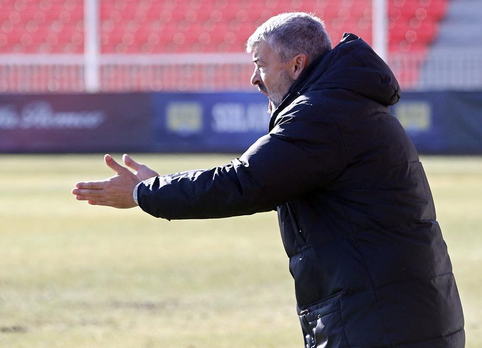 Temporada 17/18 | Atlético B - Adarve | Óscar Fernández