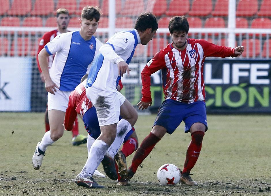 Temporada 17/18 | Atlético B - Adarve | Olabe
