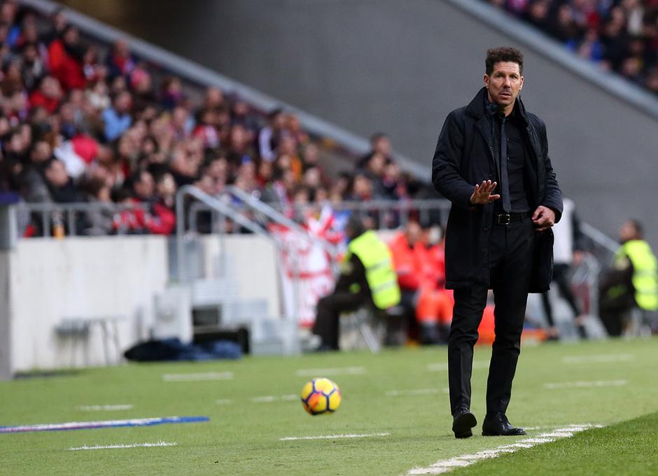 Temp. 17-18 | Atlético de Madrid - Girona | Simeone