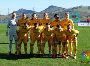 Temp. 2017-2018. Real Sociedad-Atlético de Madrid Femenino