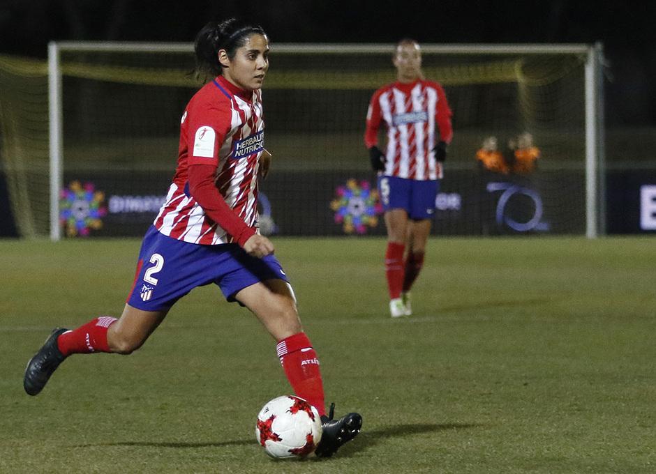 Temp. 17-18 | Atlético de Madrid Femenino - Santa Fe | Kenti
