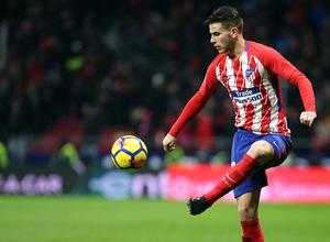 Temp. 17-18 | Atlético de Madrid - Valencia | Lucas