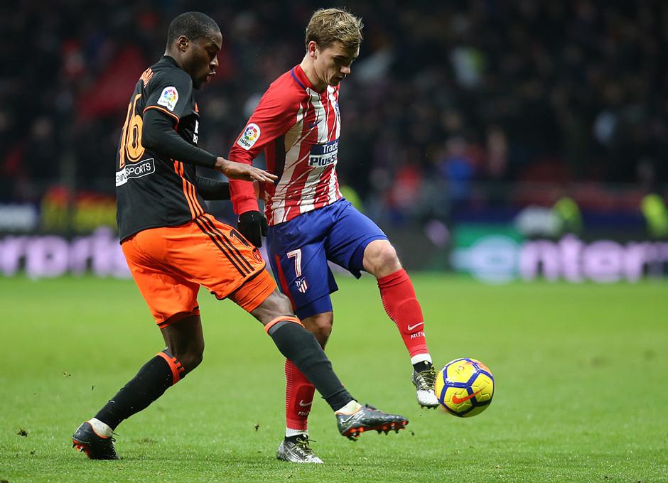 Temp. 17-18 | Atlético de Madrid - Valencia | Griezmann