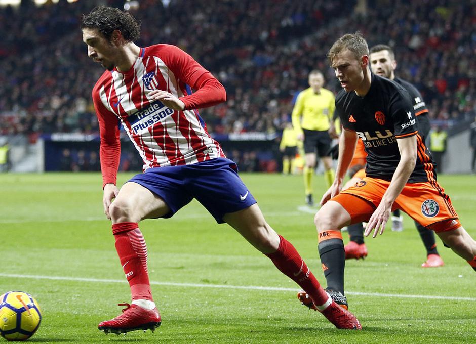 Temp. 17-18 | Atlético de Madrid - Valencia | Vrsaljko