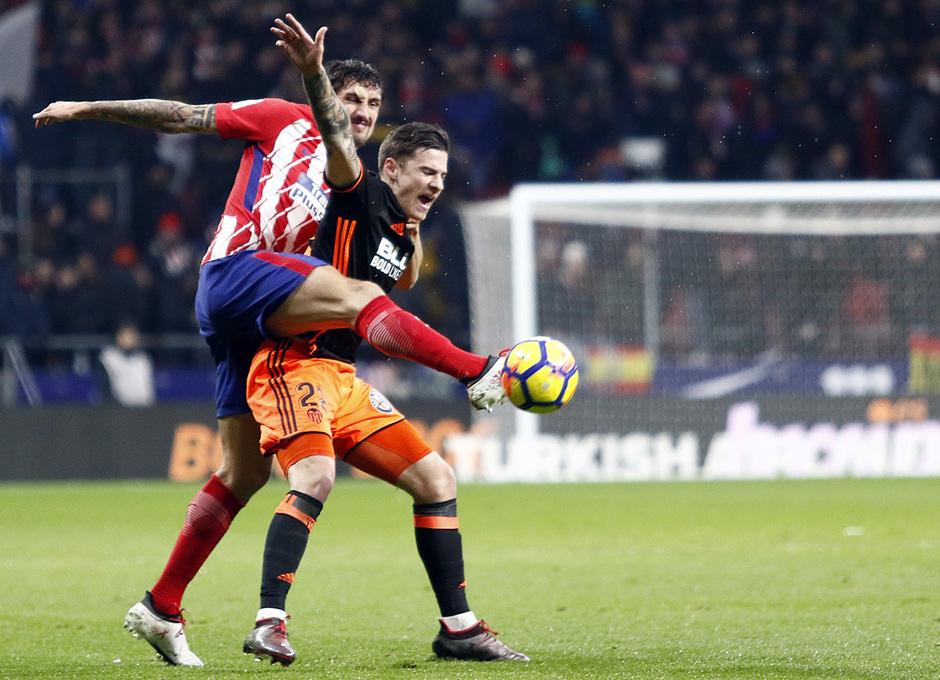 Temp. 17-18 | Atlético de Madrid - Valencia | Savic