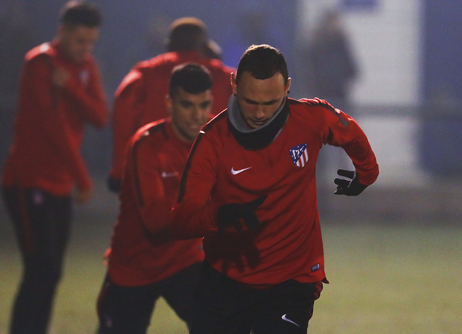 Temp. 17-18 | Youth League | Entrenamiento en Bosnia | Mikel Carro