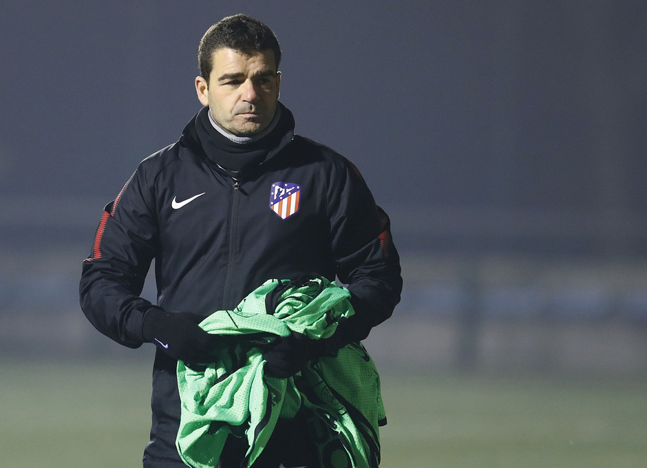 Temp. 17-18 | Youth League | Entrenamiento en Bosnia | Manolo Cano