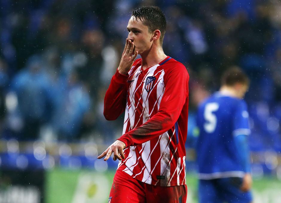 Temp. 17-18 | Youth League | FK Željezničar - Juvenil A | Borja