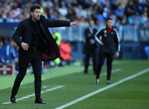 Temp. 17-18 | Málaga - Atlético de Madrid | Simeone