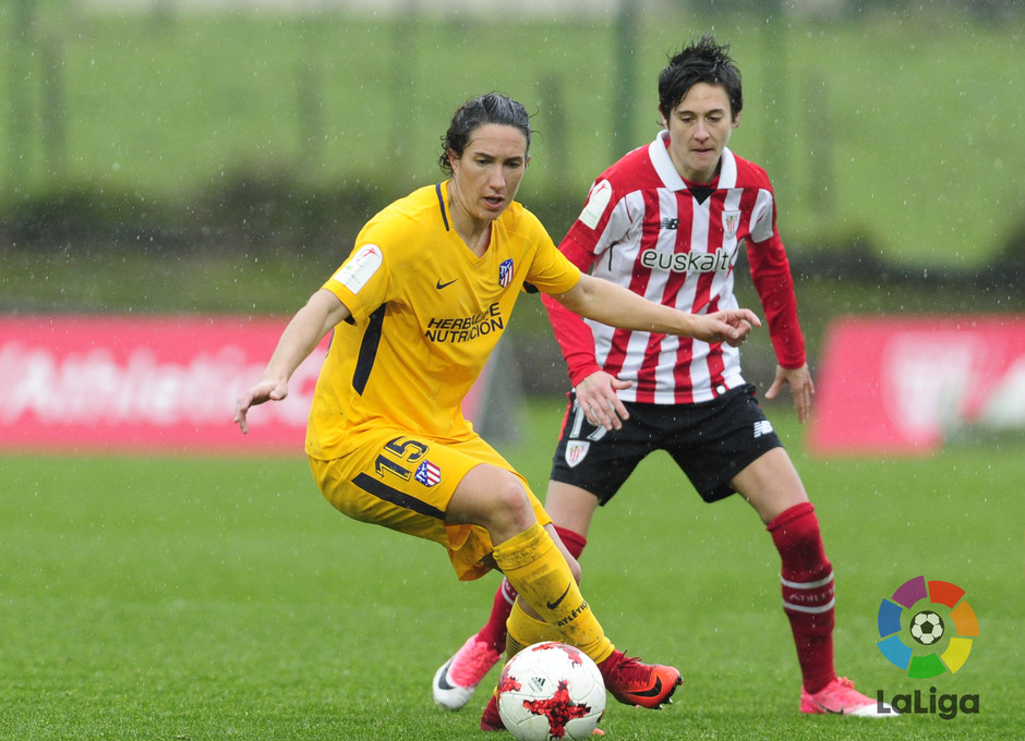Temp. 17-18 | Athletic Club - Atlético de Madrid Femenino | Meseguer