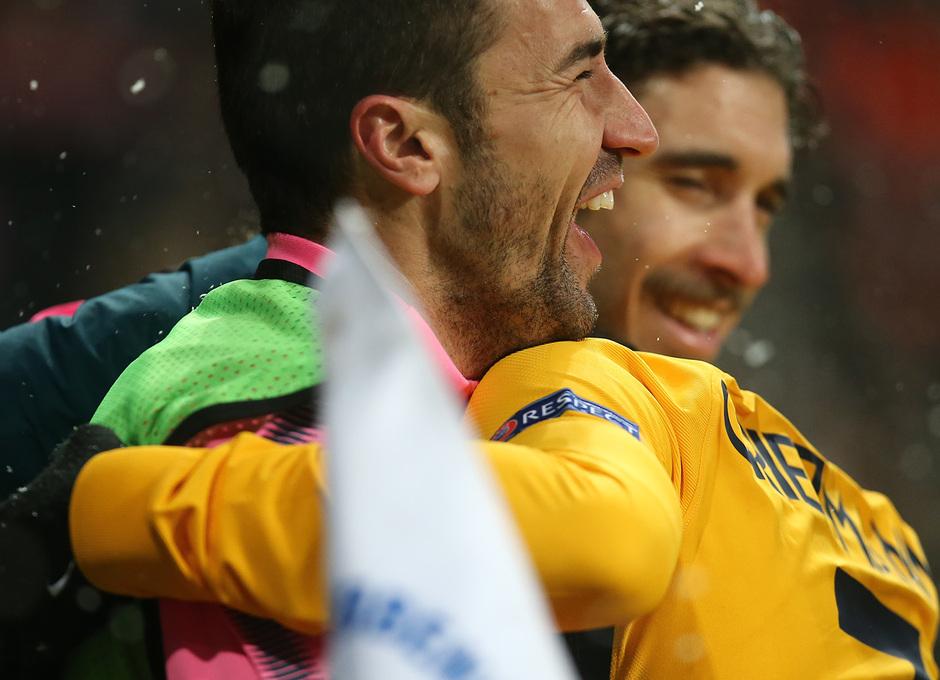 Europa League | Copenhague - Atleti - Griezmann y Gabi
