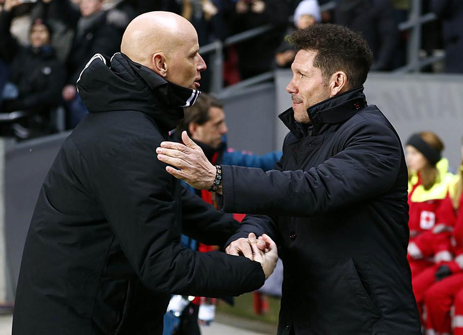 Europa League | Copenhague - Atleti - Simeone y Solbakken