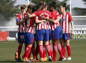 Jornada 20 | Femenino - Valencia | Celebración grupo