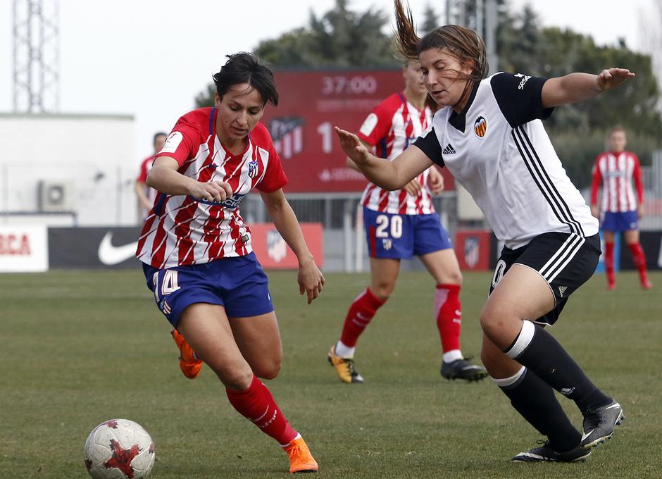 Jornada 20 | Femenino - Valencia | Marta Corredera