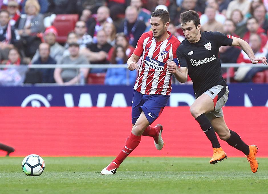 Jornada 24 | Atleti - Sevilla | Koke
