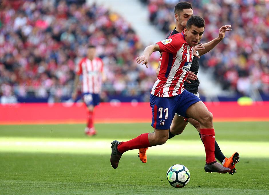 Jornada 24 | Atleti - Sevilla | Correa