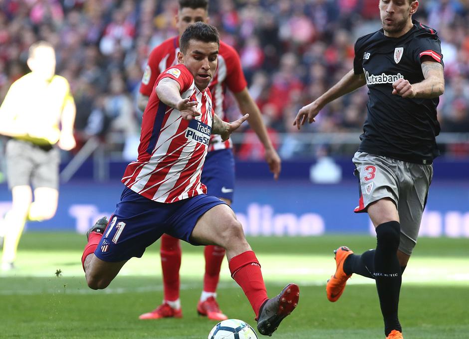 Jornada 24 | Atleti - Athletic | Correa