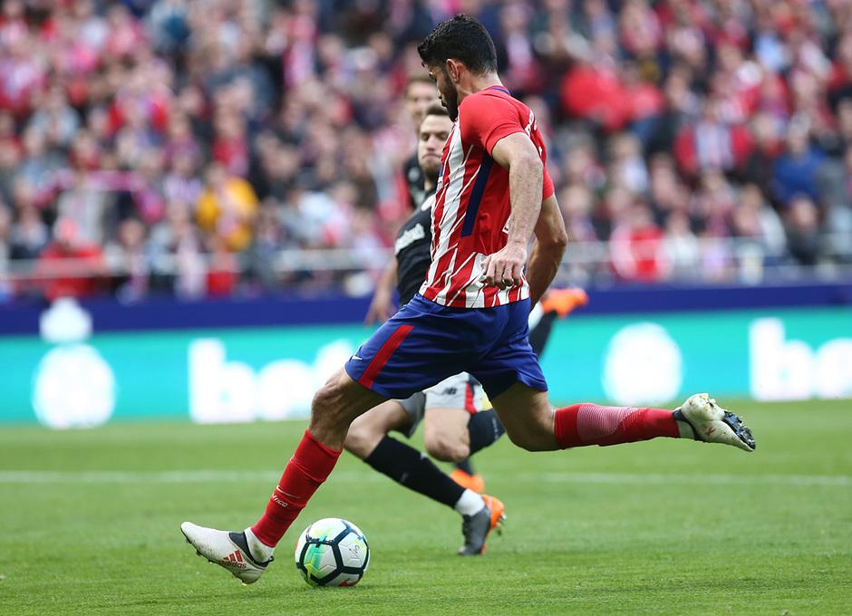 Jornada 24 | Atleti - Athletic | Diego Costa gol