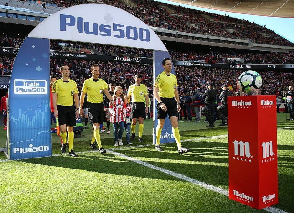 Socia 120.000 | María Luisa | Con los árbitros