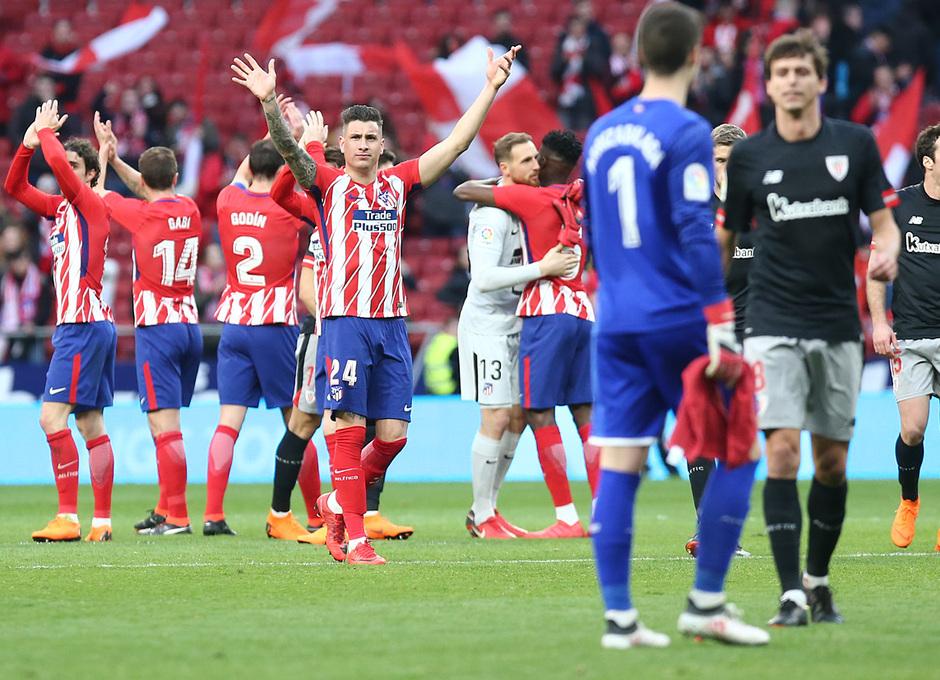 Jornada 24 | Atleti - Athletic | El grupo