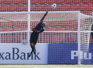 UEFA Youth League | Atleti - Basilea | Dos Santos