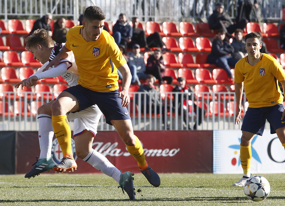 UEFA Youth League | Atleti - Basilea |