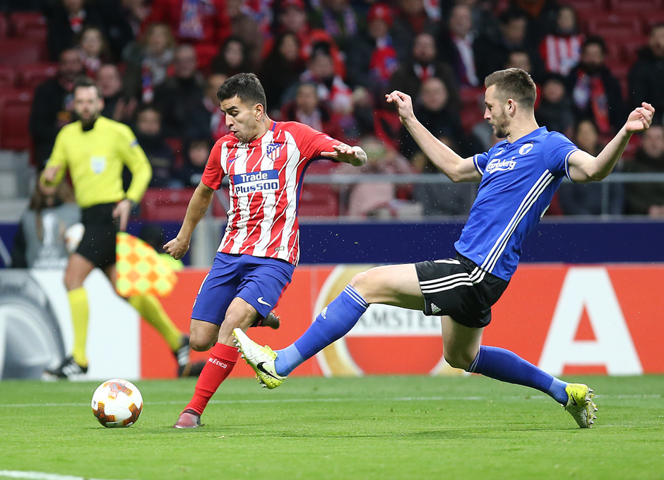 Europa League | Atleti - Copenhague | Correa