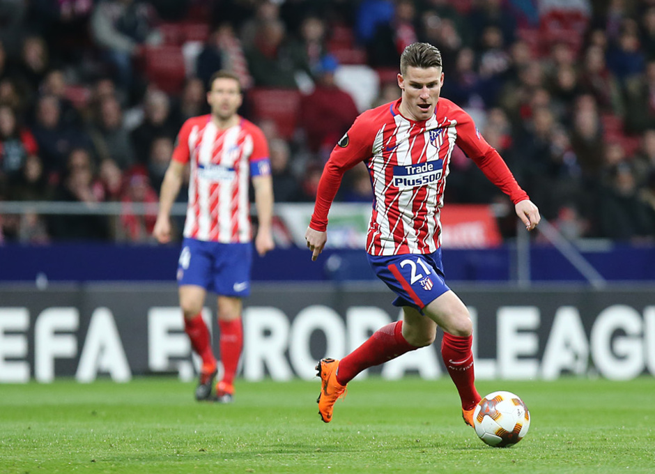 Europa League | Atleti - Copenhague | Gameiro