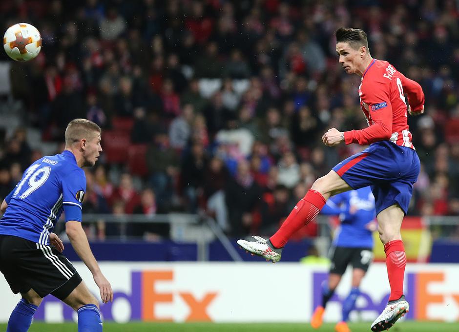Europa League | Atleti - Copenhague | Torres