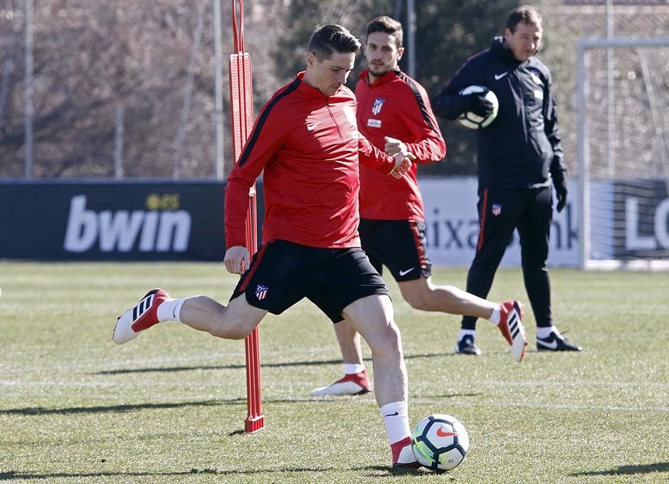 Entrenamiento | 24-02-18 | Torres
