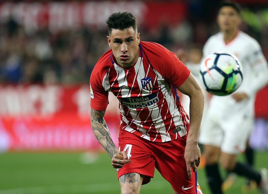 Jornada 25 | 25-02-18 | Sevilla - Atleti | Giménez