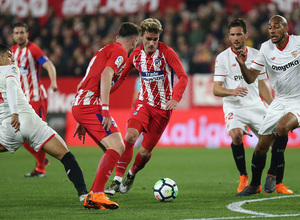 Jornada 25 | 25-02-18 | Sevilla - Atleti | Griezmann