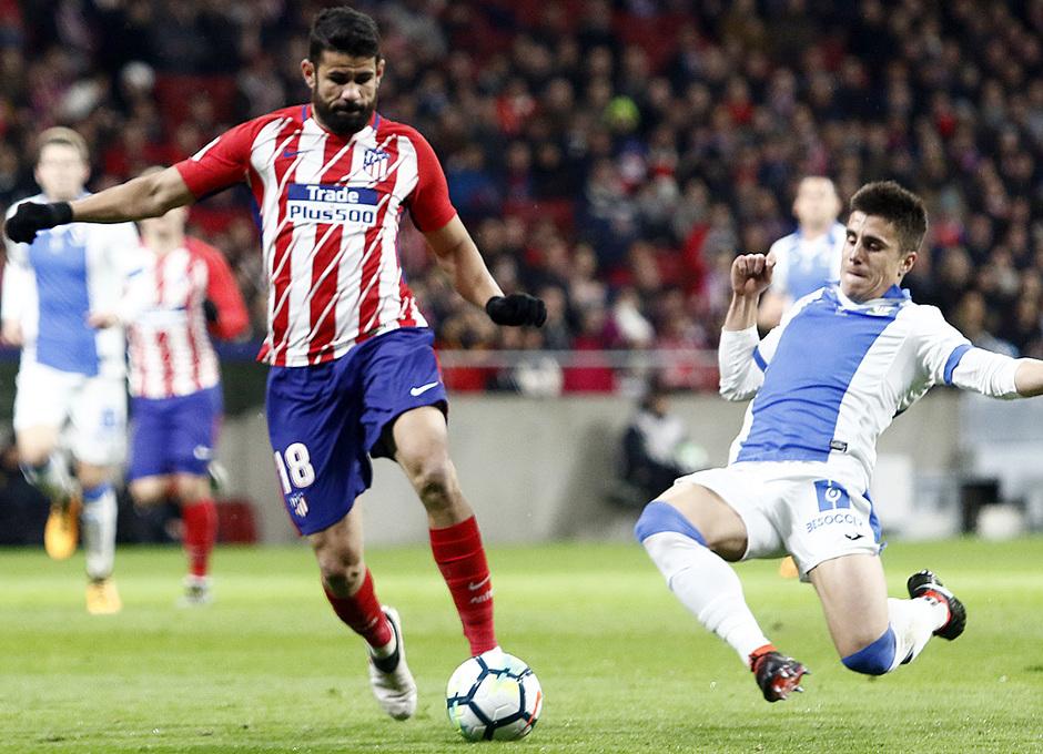 Jornada 26 | Atleti - Leganés | Costa