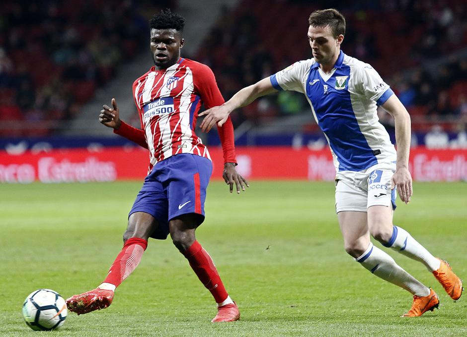 Jornada 26 | Atleti - Leganés | Thomas