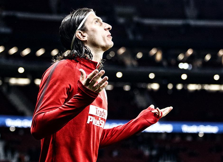 Temporada 17/18 | Atlético - Leganés | La otra mirada | Filipe Luis (Alberto)