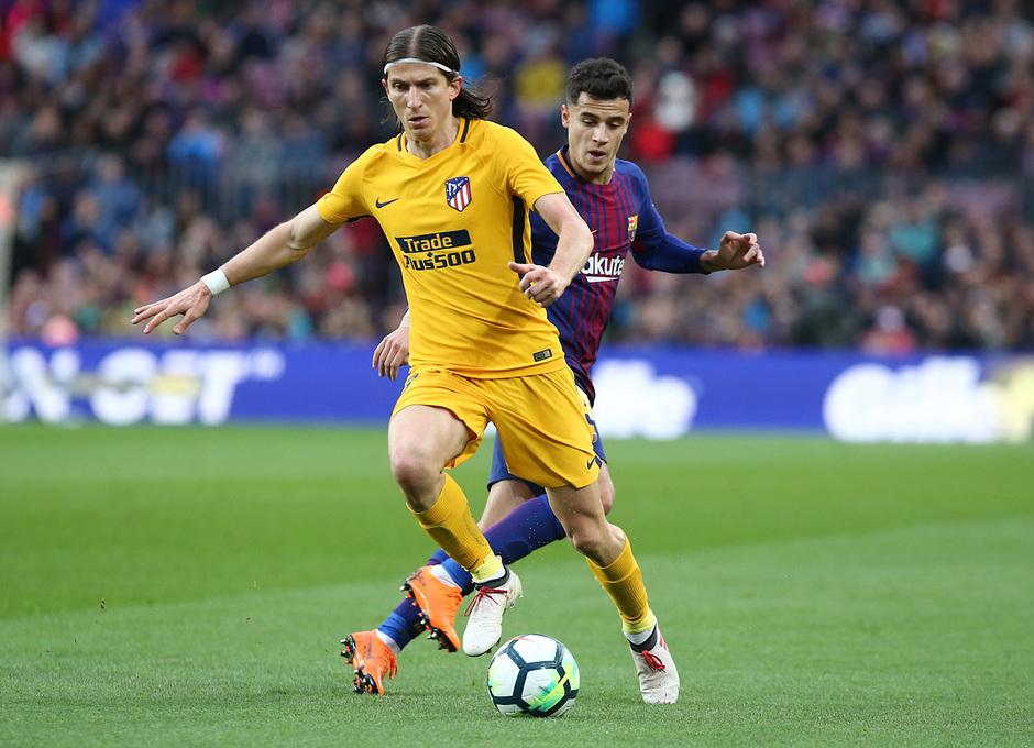 Temporada 2017-18 | Barcelona -Atlético de Madrid | Filipe