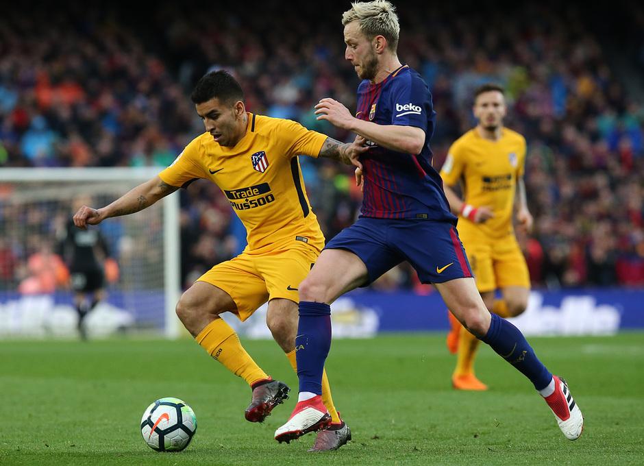 Temporada 2017-18 | Barcelona -Atlético de Madrid | Correa