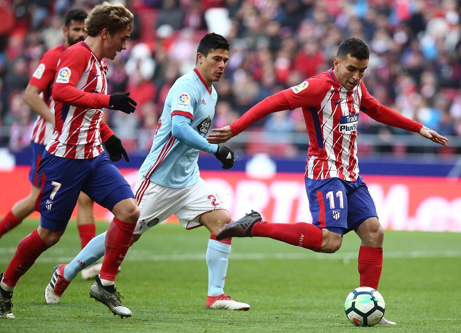 Temp. 17/18 | Jornada 28 | 11/03/18 | Atlético de Madrid - Celta | Correa